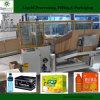 Imballatore Caser della cassa dell'erettore della scatola della macchina di sigillamento del contenitore di scatola