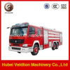 Пожарная машина воды Sinotruk 6X4 (10000L/2000L)