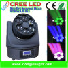 6X15W Rotating Bee Eye LED Moving Head voor Disco