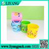 Design para crianças, Película de transferência de calor para o recipiente de plástico