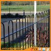 Порошковое покрытие стальные петли верхней панели сад ограждения