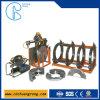 Machine de soudure de fusion de bout d'ajustage de précision de pipe de PVC (DELTA 500)