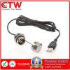 Asamblea de cable impermeable del USB