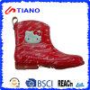 子供(TNK70003)のための方法PVC雨靴