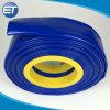 Flexible haute pression de décharge du tuyau flexible de l'eau OEM flexible Layflat TPU 6pouce