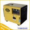 Молчком-Тип генератор одиночной фазы Tc6000se-I дизеля