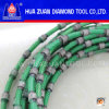 Alto Efficiency Plastic Granite Wire Saw per Profiling