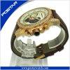 Montre-bracelet superbe de sport avec le prix usine en pierre de réglage Psd-2780