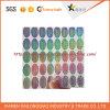 Impressora impressa impressa customizada Etiqueta anti-falsificação laser / etiquetas