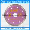 タイルの切断のための高品質のダイヤモンドの切断ディスク