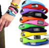 Silicone Ion Sport Watch Band con Logo Printed (4008)
