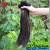 Modèle de cheveux droits non-traité péruvien de la meilleure qualité des prolongements 6A de cheveux humains