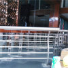 Steel inoxidable Fencing para Mall