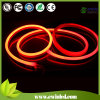 Câble au Néon Lumineux Superbe de LED avec la Couleur Rouge