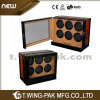 Touch Screen를 가진 진열장 Wooden Handmade Big Watch Winder