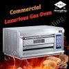 Großhandelsbacken-Gerät 1 Tellersegment-Pizza-Ofen der Plattform-1 für Bäckerei-System