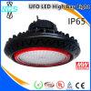 Luz Highbay LED de chip de marca de forma UFO Smds&Meanwell condutor