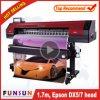 Funsunjet FS-1700M 1,7M Witcolor Impresora de inyección de tinta de impresora con PVC