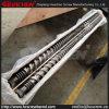 100/28 parallele doppelte Schraube passen den bimetallischen Entwurf/die Nitrierung-Montage-Ersatzteile an