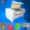 Machine de gravure approuvée de laser de GV pour les matériaux de vêtement (JM-1080T)