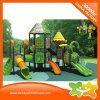 Glissière multifonctionnelle de jouets de matériel de parc d'attractions d'enfants de cour de jeu à vendre