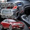 GPS de Doos van de Navigatie voor Huivering van Bluetooth enz. van de Verbetering Navi van de Interface van Astra Mokka CD600 van Insignes 2008-2014 Opel de Video Off-line