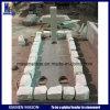 Metselaar Aangepaste Grafsteen met Kruis