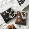 숙녀를 위한 쇼핑 백을 바느질하는 새로운 뱀 PU 끈달린 가방