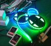 Tira direccionable flexible del RGB SMD LED de la tira de TM1812 SMD LED