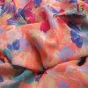 Напечатанная шифоновая ткань для полиэфира печатание одежды флористического шифонового