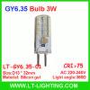 Gy6.36 LED Bulb 3W (Lt.-gy6.35-01)
