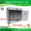 Vente complètement automatique d'incubateur d'oeufs de la CE grande en Chine