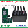 Bulk SMS Modem Wireless Modem Pool, SL8083를 위한 3G 8 Port Modem