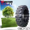 중국 제조 수출 고품질 미끄럼 수송아지 타이어 (10-16.5)
