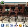 Restaurant를 위한 포도 수확 Industrial Retro Metal Outdoor Metal Chairs