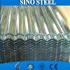 Feuille ondulée de toiture galvanisée par SGCC de feuille de profil