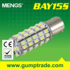 Mengs® Ba15s 4W LED Auto LED Light with CE RoHS SMD 2 Years'warranty (120120003)