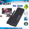 2013 중국에서 Andoid Ios iPhone를 위한 Miracast Dongle V53A Rk2928 WiFi Dislay 리눅스 Miracast 최신 Dlna Airplay Dongle
