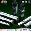 Steel di acciaio inossidabile Welded Pipes per Decoraction & Construction