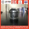 Instalaciones de tuberías galvanizadas del hierro maleable
