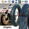 Pneu et tube de bonne qualité de la moto 60/80-17 d'approvisionnement d'usine