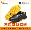 Couro de búfalo PU única fábrica de calçado de trabalho RS380