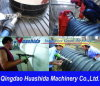 Beweglicher PE/PP/PVC Plastikschweißer mit Metabo Bewegungsextruder