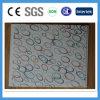 Feste Kreis-Auslegung heiße stempelnde PVC-Decke