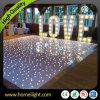 18*18 футов популярных LED звездным танцевальном зале LED Star для пола свадебное этап шоу