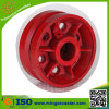 V - Groove Cast Iron Wheels