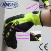 Nmsafety Новая Anti-Impact ударопрочной TPR перчатки
