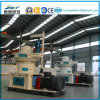 1.2t Ring Die Vertical Dobule Tizes Grass Wood Sawdust Alfalfa Bamboo Granulate Machine Plant