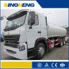 6*4 25cbm do caminhão-tanque de gasolina ou gasóleo transportar a máquina