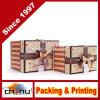 Faltbarer Papierkasten für das Coesmetic Verpacken (1282)